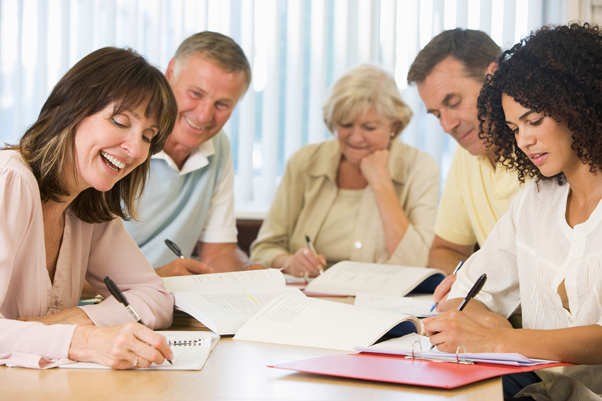 Senioren-Assistenten Ausbildung der HELP Akademie