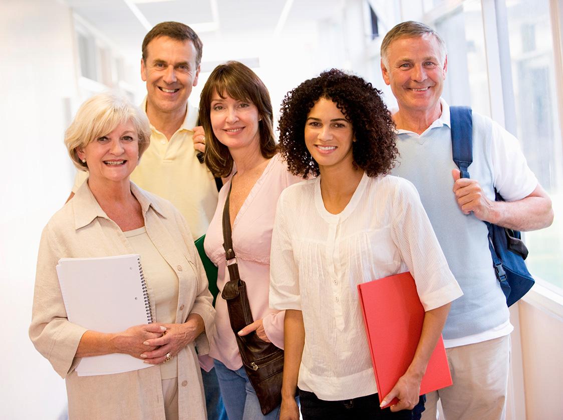 Akademie HELP – die Seniorenassistenten-Ausbildung: Die leuchtenden Sterne des Wissens