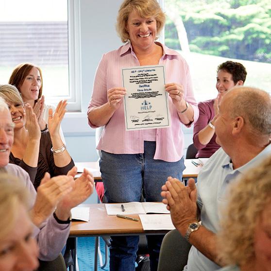 Zertifikat Akademie HELP-Akademie: Hilfe durch Experten für Lebensqualität im Alter mit Prüfung und Zertifikat