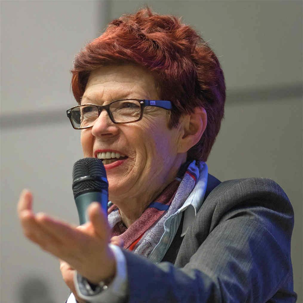 Helga Rohra: Ja zum Leben trotz Demenz! Warum ich kämpfe
