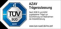Zertifizierung nach SGB III / AZAV