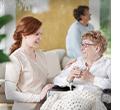 Der Soziale Dienst in einem Pflegeheim