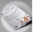 Broschüren und Infomaterial