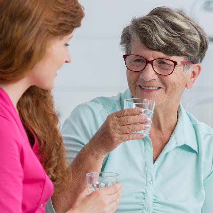 Zertifizierte Weiterbildung zum Pflegehelfer oder zur Pflegehelferin