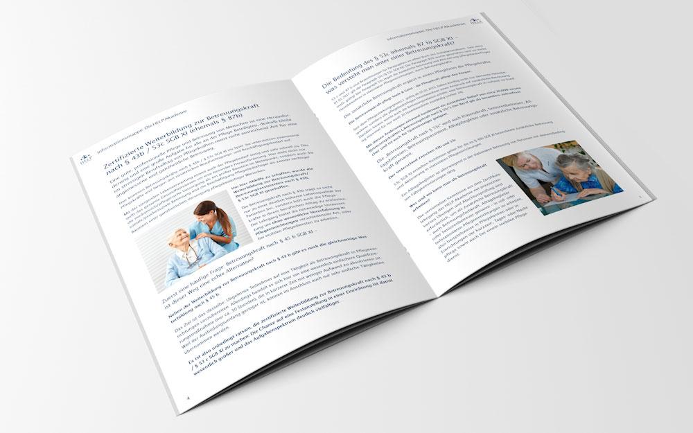 Ausbildung zum Betreuungsassistenten nach § 43b / 53c SGB XI (ehemals § 87b)