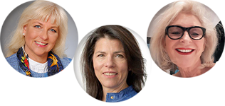 Das HELP Akademie-Team um Ursula Mayr